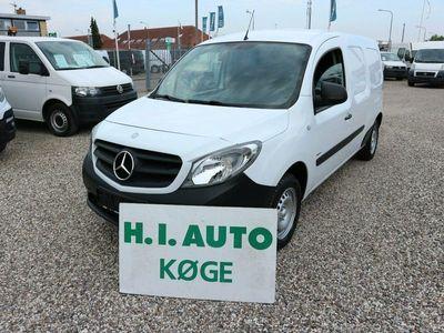 brugt Mercedes Citan 109 1,5 CDi Kassevogn XL