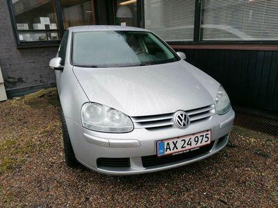 brugt VW Golf V 1,9 TDi 105 Comfort 4M