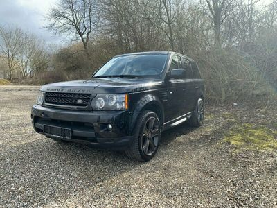 brugt Land Rover Range Rover Sport Range Rover Sport 3.0 V6 HSE 256 HK Automatic 3.0 V6 HSE 256 HK Automatic