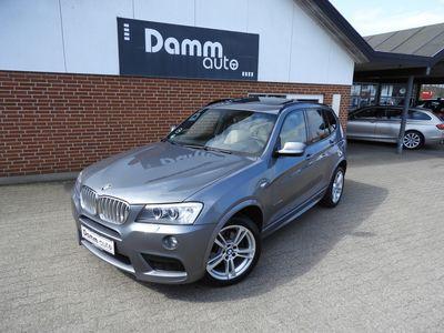 gebraucht BMW X3 3,0 XDrive30d M Sport 258HK SUV aut