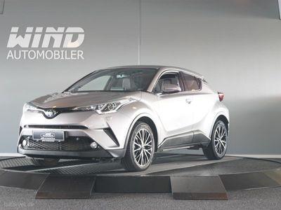 brugt Toyota C-HR 1,2 T C-HIC Sound 116HK 5d 6g
