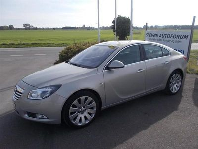 gebraucht Opel Insignia 2,0 Turbo Cosmo 220HK 5d 6g