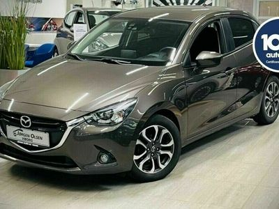 brugt Mazda 2 1,5 SkyActiv-G 115 Optimum