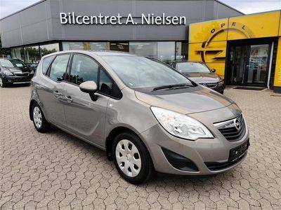 brugt Opel Meriva 1,4 Twinport Limited Start/Stop 100HK