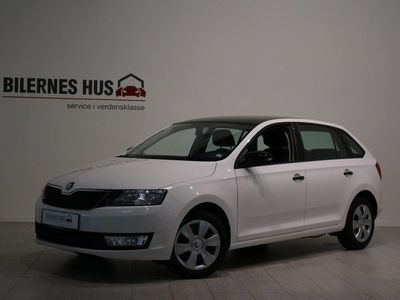 second-hand Skoda Rapid 1,2 TSi 90 Active