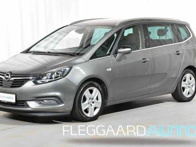 brugt Opel Zafira Tourer 2,0 CDTI Enjoy 170HK 6g