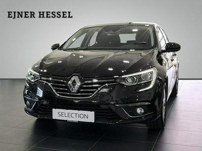 brugt Renault Mégane 1,3 TCE GPF Limited 140HK 5d 6g