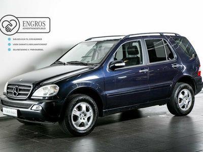 gebraucht Mercedes ML270 2,7 CDi aut. Van
