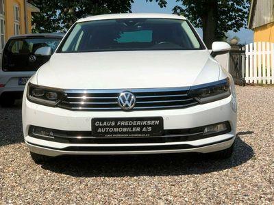 used VW Passat 2,0 TDi 150 Comfort+ Vari. DSG
