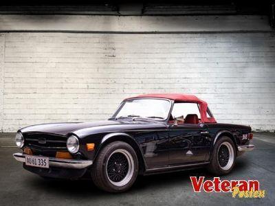 brugt Triumph TR6 Special Edition