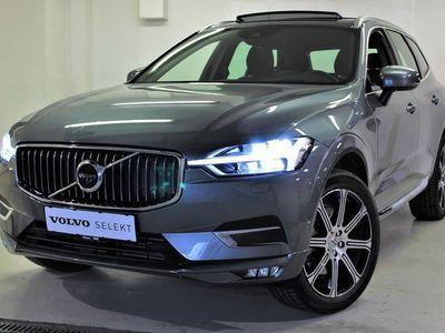 brugt Volvo XC60 2,0 T6 Inscription AWD 320HK 5d 8g Aut.