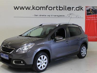 usado Peugeot 2008 1,6 e-HDi 92 Active