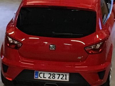 brugt Seat Ibiza