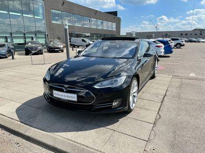 brugt Tesla Model S P85+ EL 468HK 5d Aut.