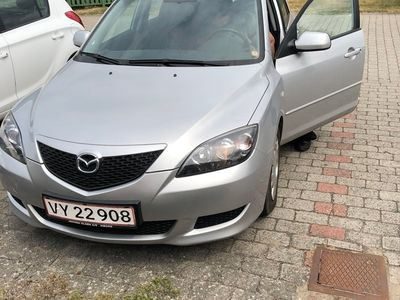 usado Mazda 3 1,6 HATCHBACK