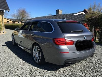 brugt BMW M550 Touring Xdrive