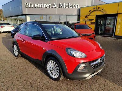 brugt Opel Adam 1,0 Turbo Rocks 90HK 3d 6g