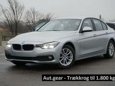brugt BMW 320 d 2,0 aut.