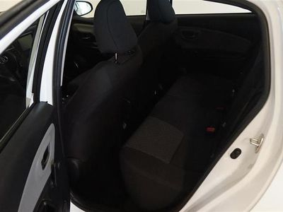 brugt Toyota Yaris 1,4 D-4D T2 90HK 5d 6g
