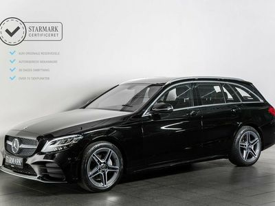usado Mercedes C200 1,5 AMG Line stc. aut.