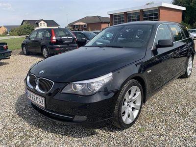brugt BMW 520 d Touring 2,0 D 177HK Stc 6g Aut.
