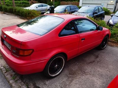 brugt Toyota Paseo 1,5 Coupe