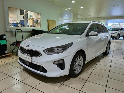 brugt Kia cee'd SW 1,4 T-GDI Collection DCT 140HK Stc 7g Aut.
