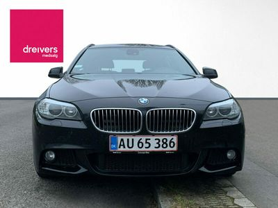 brugt BMW 520 d Touring M-sport