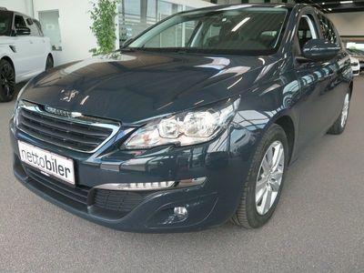 brugt Peugeot 308 1,6 BlueHDi 120 Active EAT6