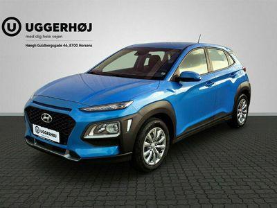 brugt Hyundai Kona 1,0 T-GDi Life