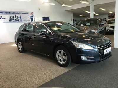 second-hand Peugeot 508 1,6 HDi 112 Active SW