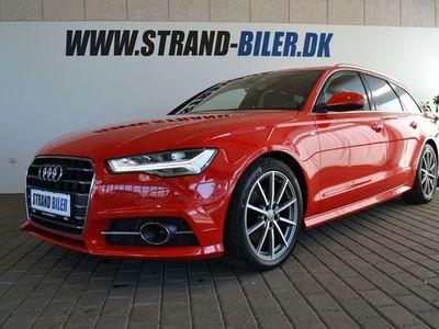 brugt Audi A6 2,0 TDi 190 Ultra S-line Avant Str