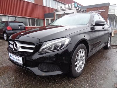 used Mercedes C220 2,2 BlueTEC aut.
