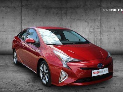 gebraucht Toyota Prius 1,8 B/EL H3 122HK 5d Aut.