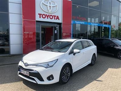 brugt Toyota Avensis Touring Sports 1,8 VVT-I Premium Selected Multidrive S 147HK Stc