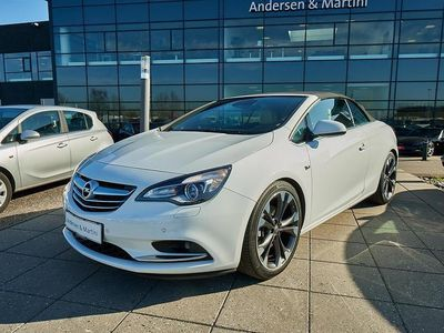 brugt Opel Cascada 1,6 Turbo Cosmo 170HK Cabr. 6g Aut.
