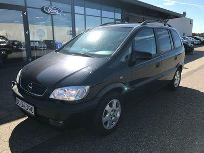 brugt Opel Zafira 1,8 16V Comfort aut.