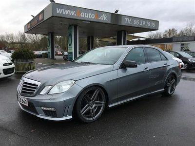 brugt Mercedes E200 2,1 CDI BlueEfficiency 136HK Aut.