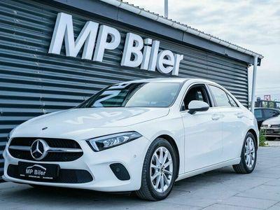 brugt Mercedes A200 1,3 Progressive aut.