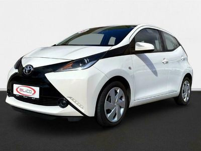 brugt Toyota Aygo 1,0 VVT-I X-Change + Touch 69HK 5d