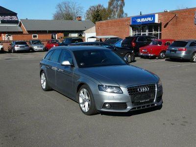 usado Audi A4 2,7 TDi 190 Avant Multitr.
