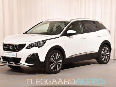 brugt Peugeot 3008 1,2 e-THP Allure 130HK