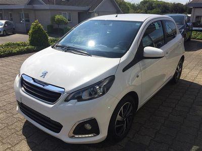 usata Peugeot 108 1,0 e-Vti Allure 69HK 5d