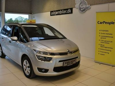 brugt Citroën Grand C4 Picasso 1,6 THP 165 Intensive EAT6