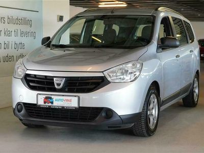 brugt Dacia Lodgy 1,5 DCi Ambiance 90HK