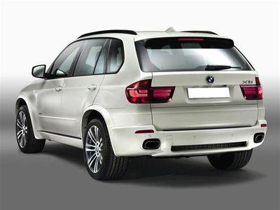 brugt BMW X5 35D 3,0 D 4x4 286HK 5d 6g Aut. - Personbil - hvid - 7 pers.