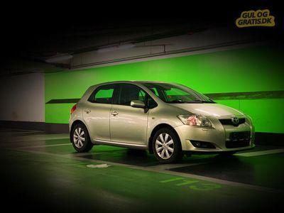 brugt Toyota Auris 1,4