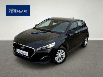 brugt Hyundai i30 1,6 CRDi Trend 115HK 5d 6g