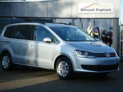 brugt VW Sharan 2,0 TDi 140 Comfortline DSG BMT