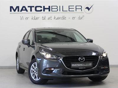 gebraucht Mazda 3 2,0 Skyactiv-G Vision 120HK 5d 6g